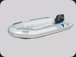 Rigid Inflatable Boat - 380FS